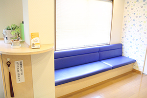 待合室 Waiting room